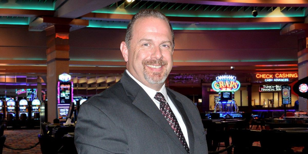Tunica-Biloxi Tribe of LA announces new general manager of Paragon Casino Resort