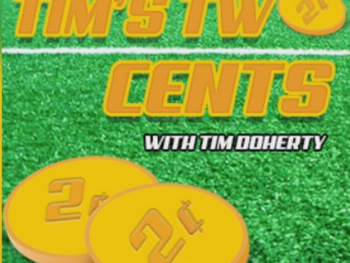 Tim's Two Cents podcast with USM head football coach Jay Hopson