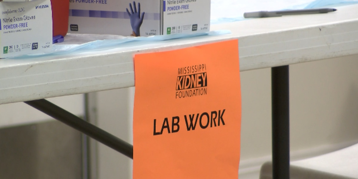 Free kidney screening held in Hattiesburg