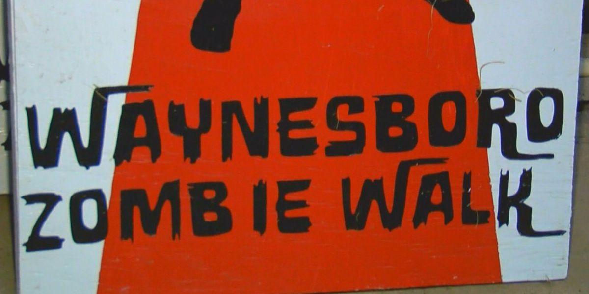 Annual 'Zombie Walk' to be held Friday, Saturday in Waynesboro