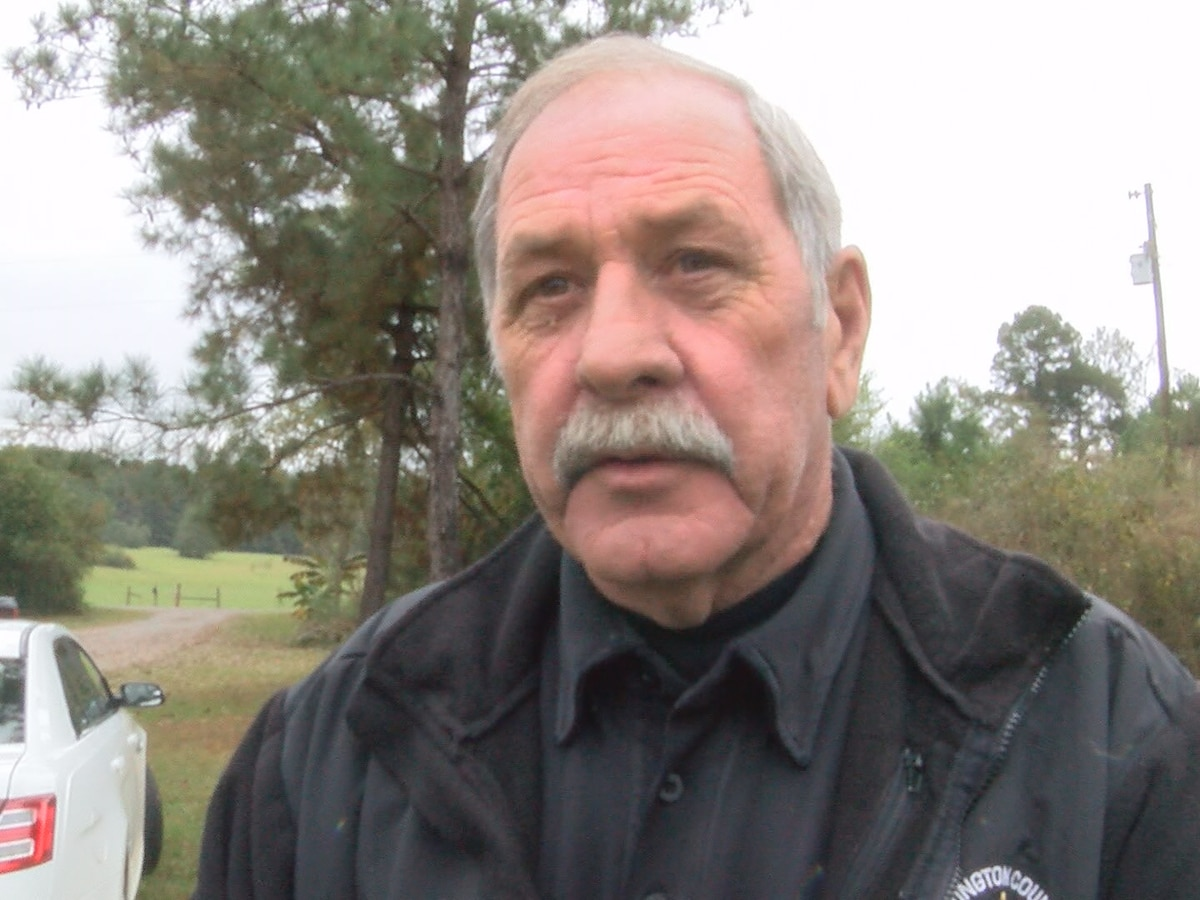 Former Covington sheriff Stann Smith dies