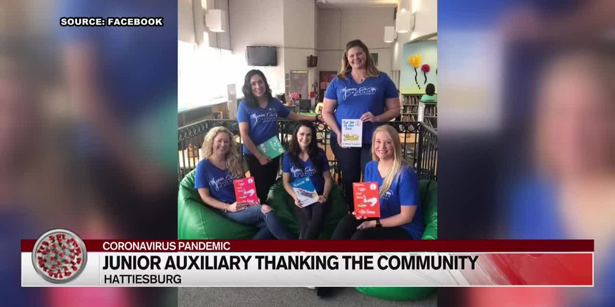 Hattiesburg Junior Auxiliary thanking community this week