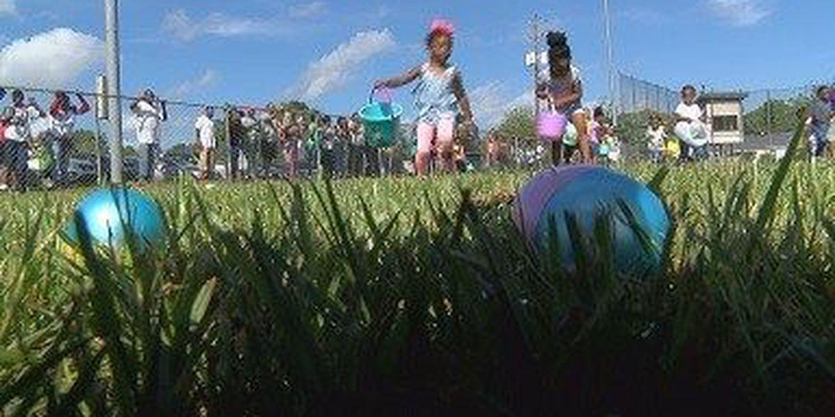 Hattiesburg, Lion's Club host 70th annual Easter Egg Hunt