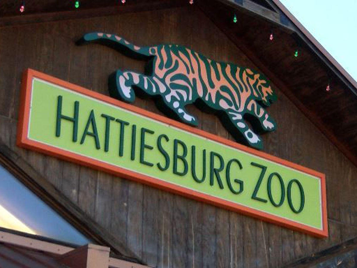 Hattiesburg Zoo begins winter hours