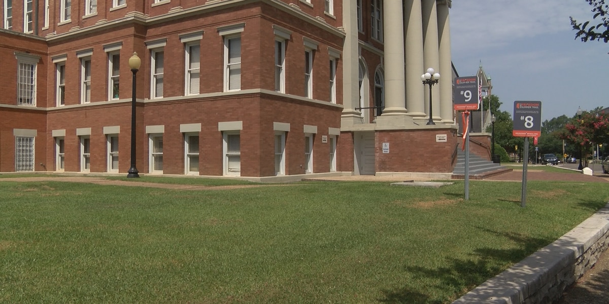 Forrest County continues work on Dahmer courthouse memorial