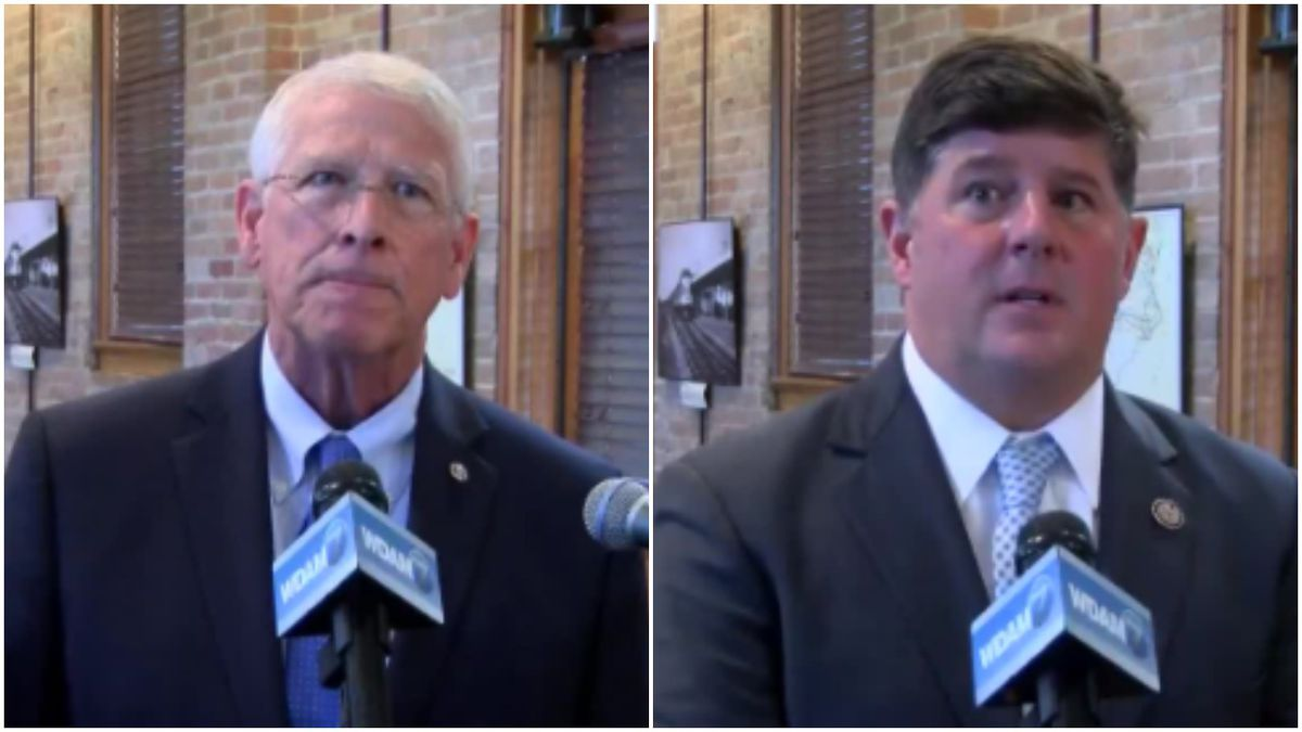 Wicker, Palazzo speak about day two of Barrett confirmation hearings