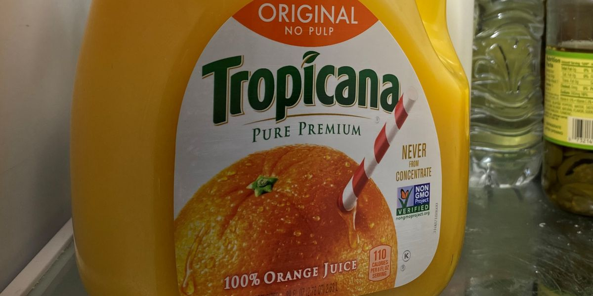 Tropicana apologizes for ad campaign suggesting parents stash mimosas in secret locations