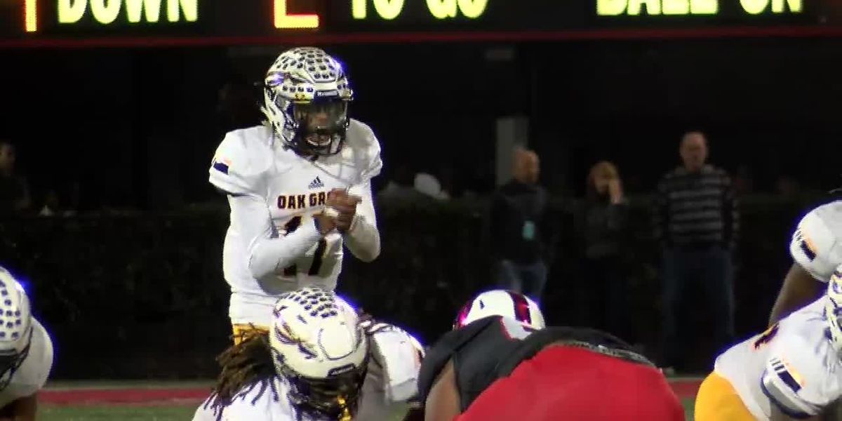 High School Highlights: Oak Grove at Petal