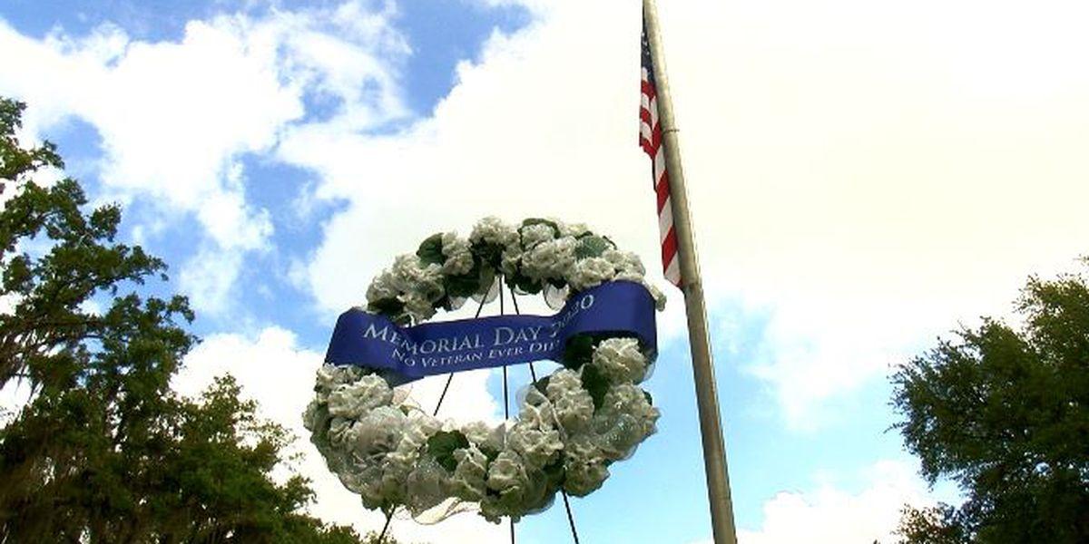 Biloxi National Cemetery honors the fallen amid coronavirus