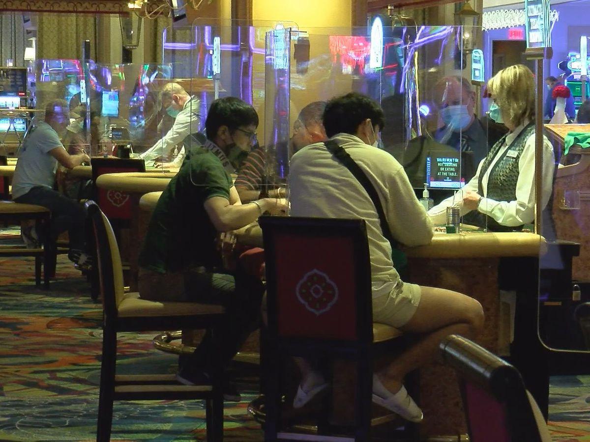 Casinos make masks mandatory for everybody