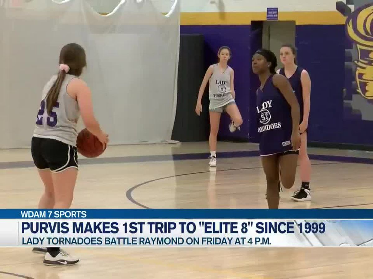 Purvis girls back in quarterfinals after two-decade absence