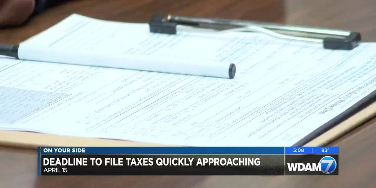 CPAs urge taxpayers to be prepared for tax filing deadline