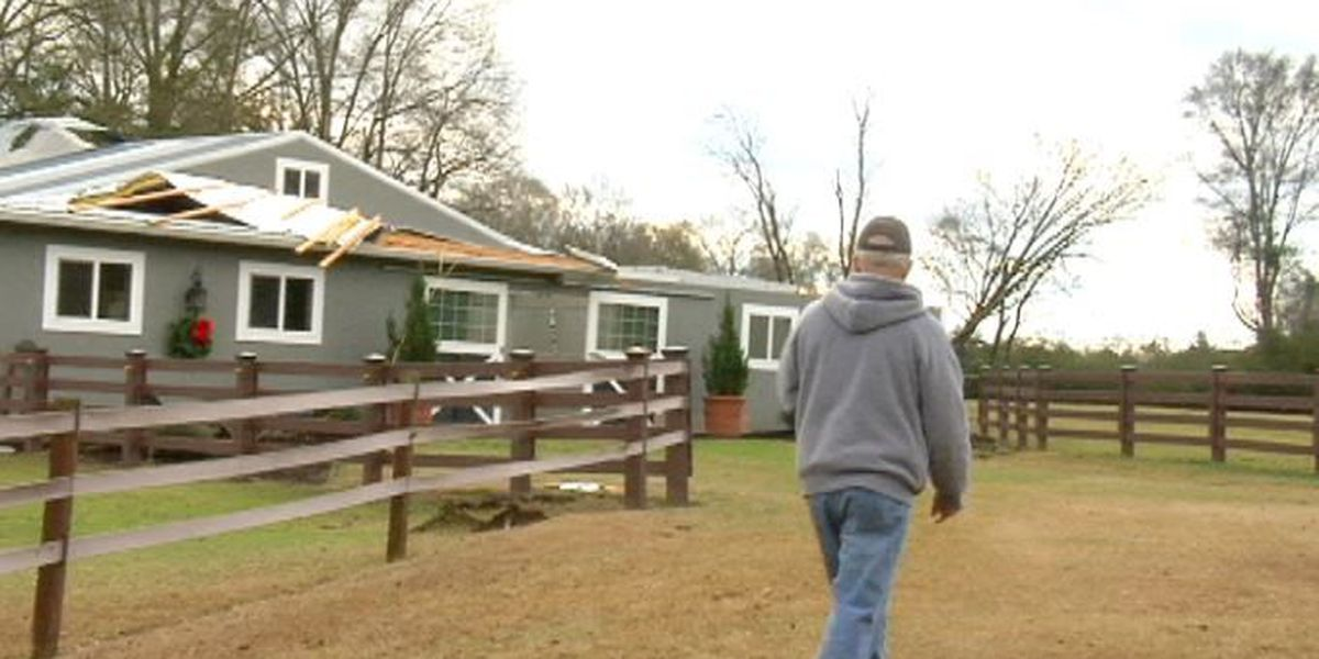 Jones County Resident tells Survival Story of Two Storms