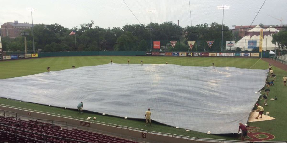 USM vs South Alabama Baseball game suspended due to weather