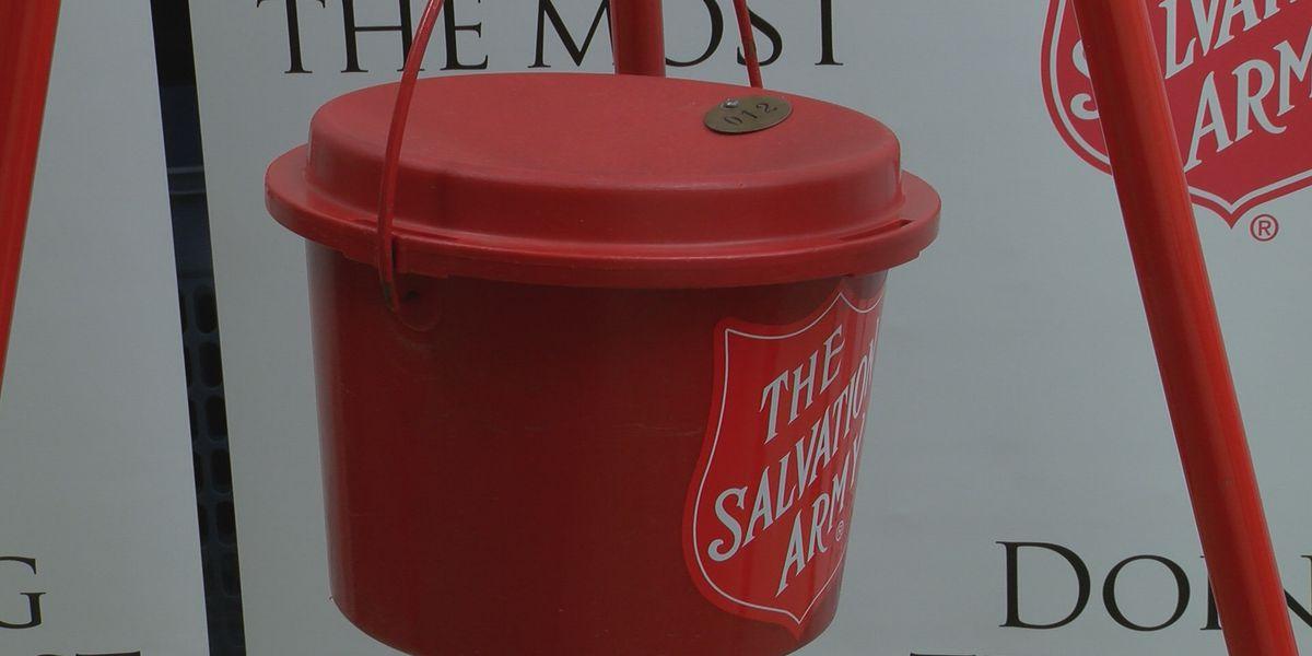 Laurel Salvation Army kicking off Red Kettle season Nov. 13