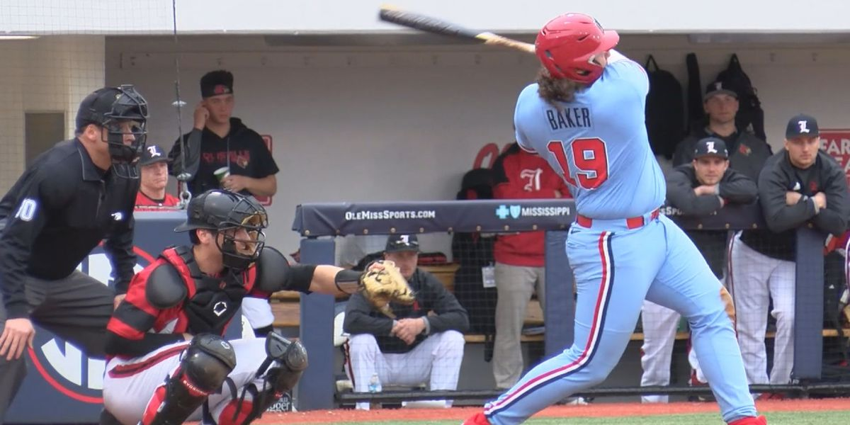 Ole Miss rises to No. 8 in the latest college baseball rankings