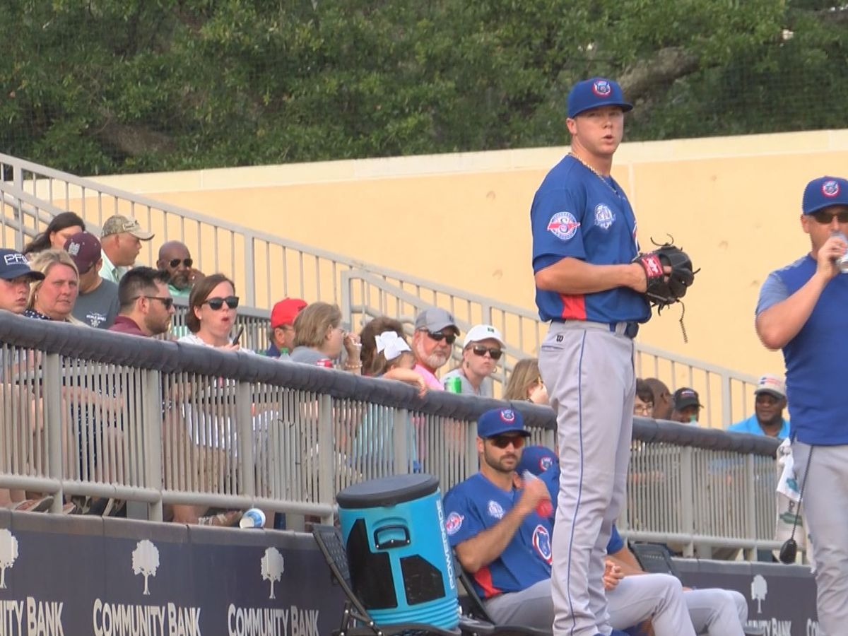 Former George County standout returns to South Mississippi, this time as a pro