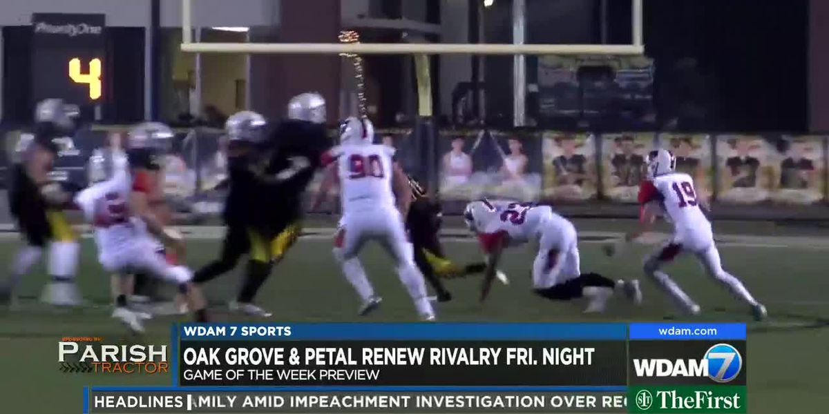 Game of the Week Preview: Petal at Oak Grove