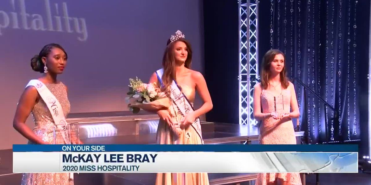 McKay Lee Bray takes Miss Hospitality title home to Greene County