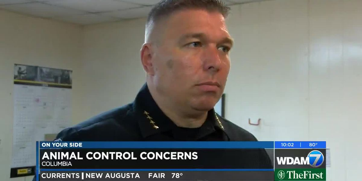 "Columbia Police Chief: ""It is very rare that we have to euthanize an animal by gunshot."""