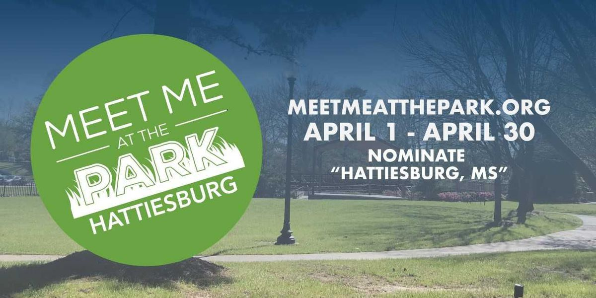 You can help Hattiesburg win $20K for park improvements
