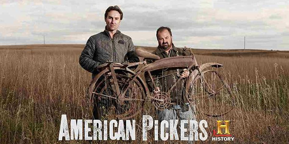 American Pickers series recruiting in Mississippi