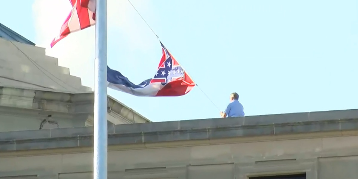 Local officials voice their thoughts on the removal of state flag
