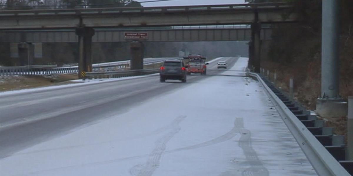 Pine Belt: Chance of sleet, icy roads this week