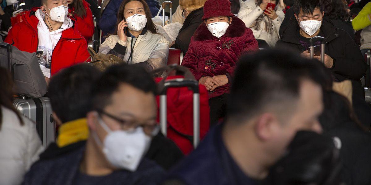 Arizona, California cases push US tally of new virus to 5