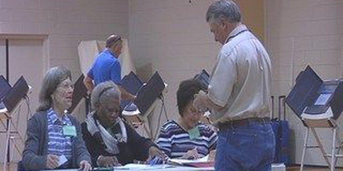 Pine Belt voters go to the polls