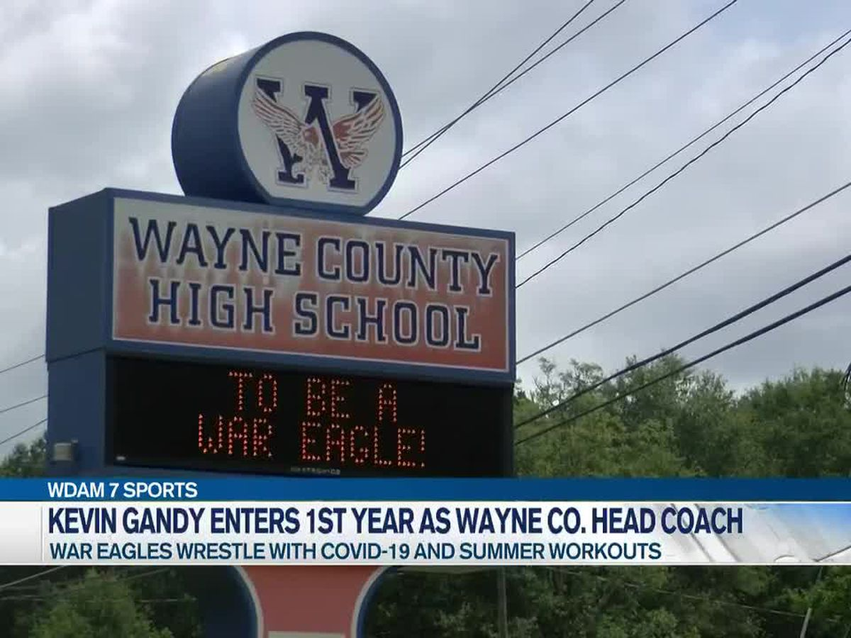 COVID-19 just another hurdle for Wayne County's first-year head coach