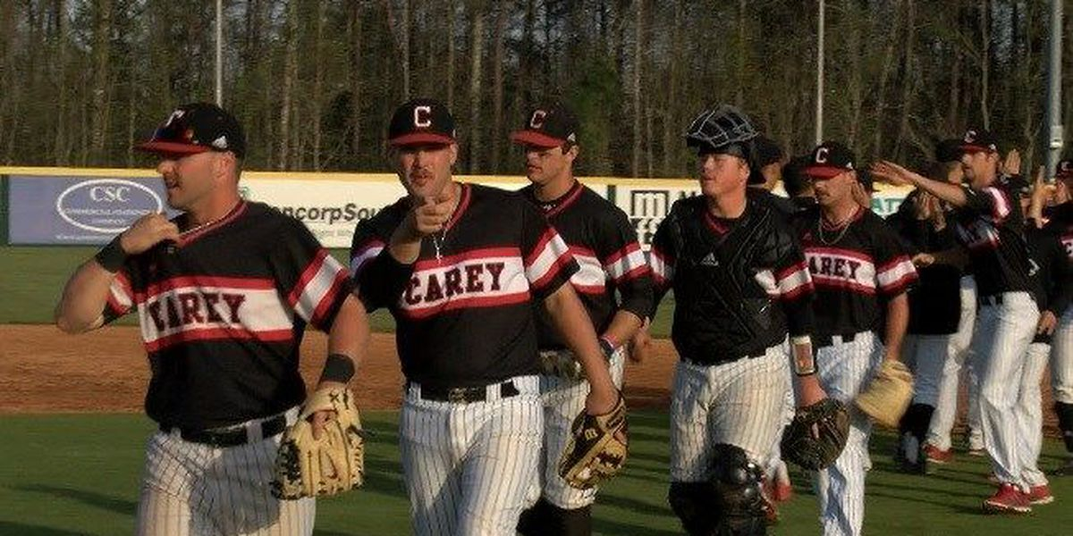 William Carey baseball wins 11th straight in return to home