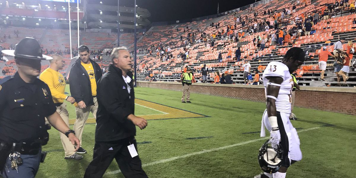 Southern Miss comes up short against Auburn, 24-13