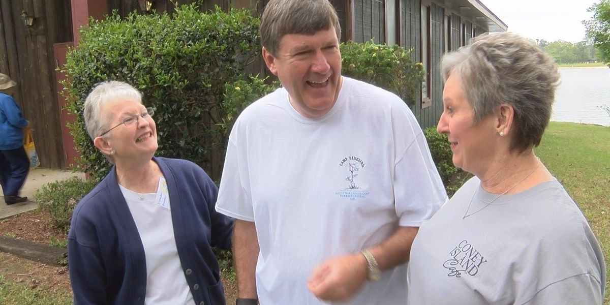 Camp Bluebird kicks off this weekend for cancer patients, survivors
