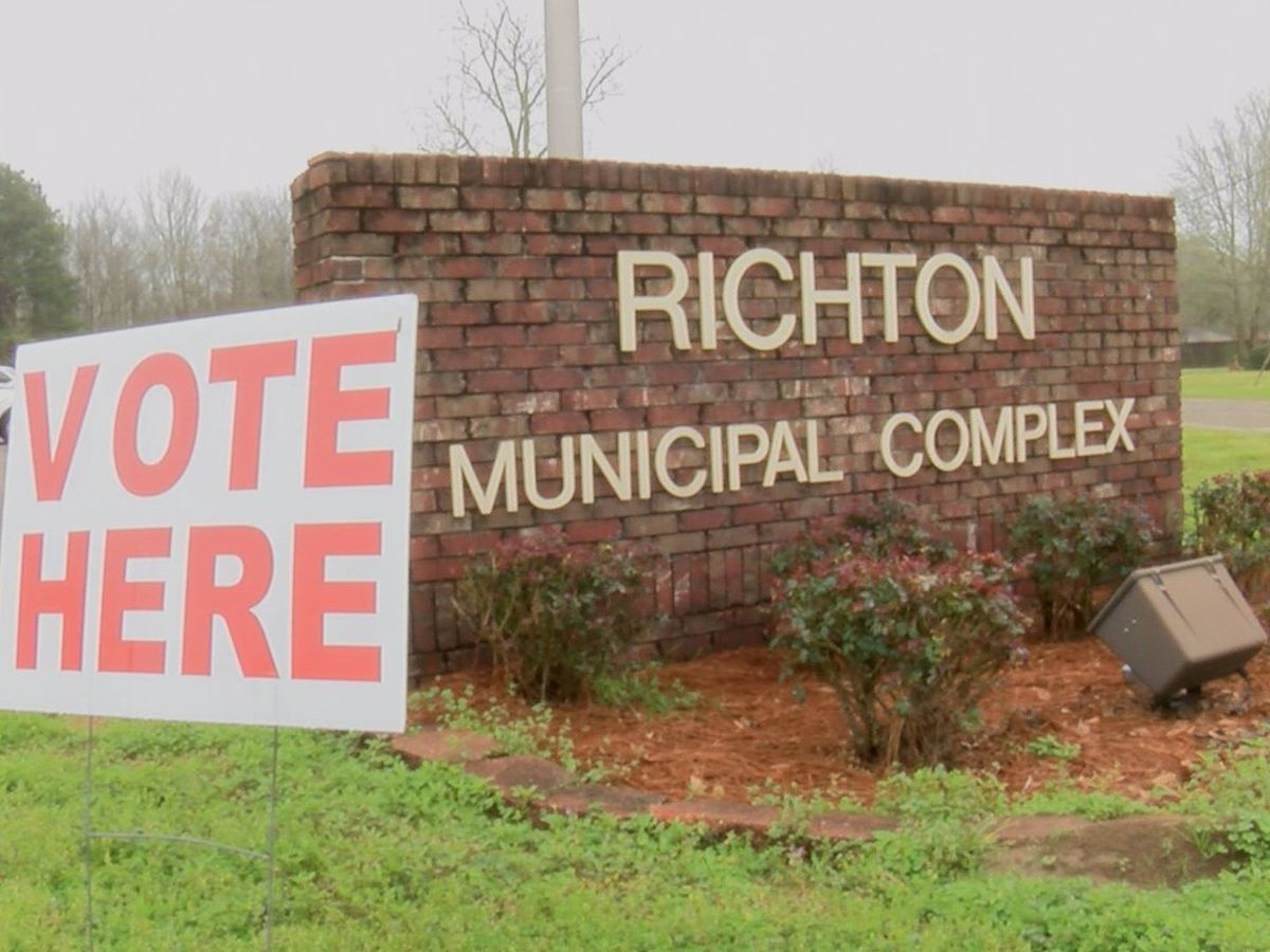 Special election held in Richton for alderman
