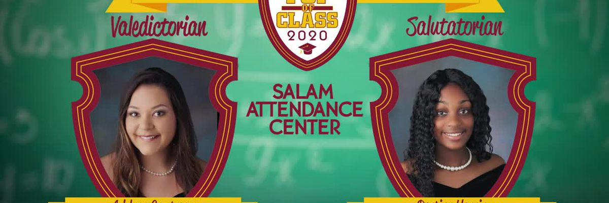 Top of Class: Salem Attendance Center and Simpson Academy