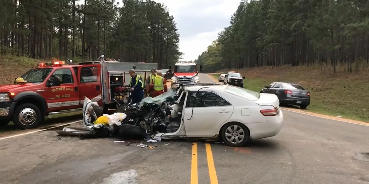 Woman killed in Lamar County crash identified