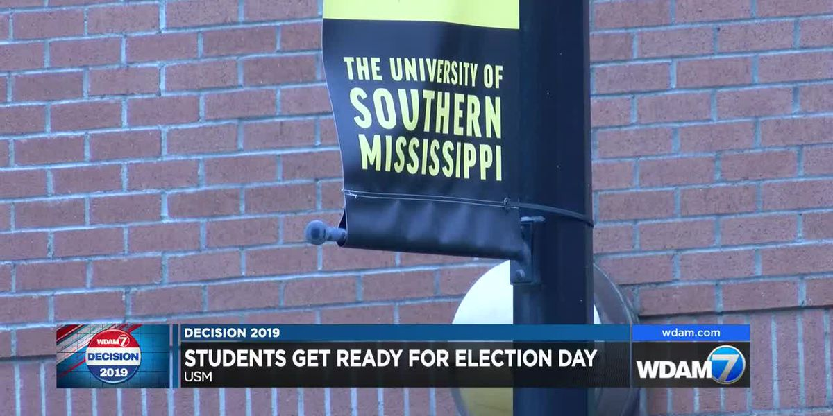 USM students get ready for election day