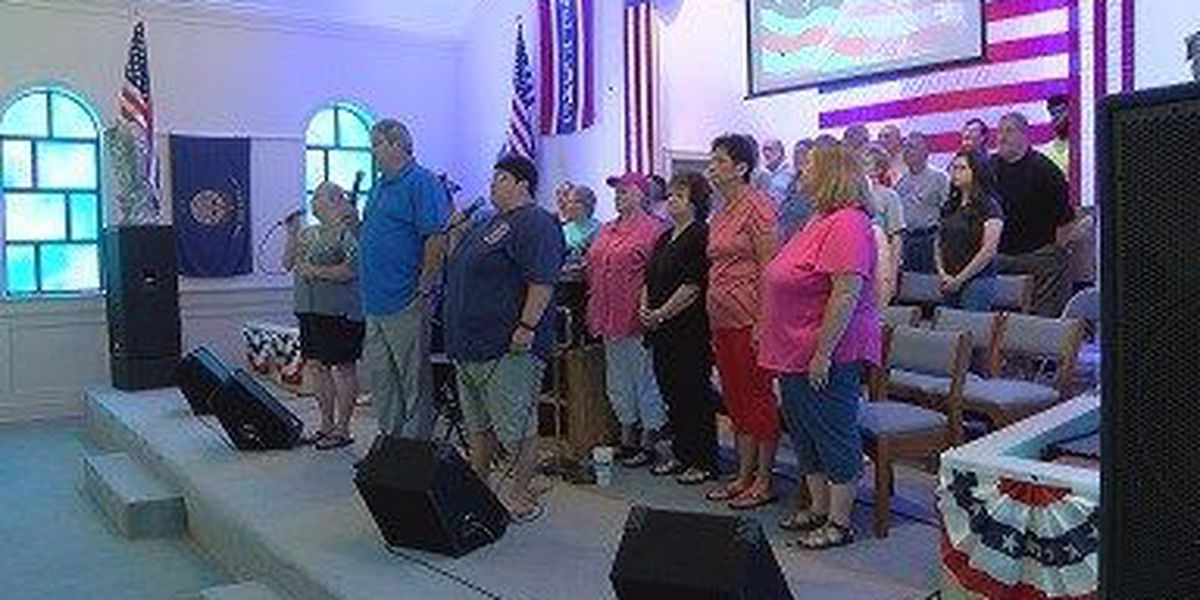 Hattiesburg church hosting early birthday party for America