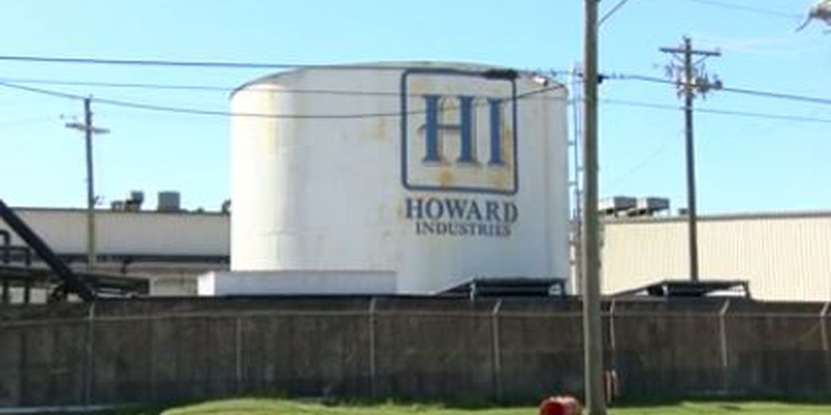 OSHA fines Howard Industries Inc. over $50K after March workplace death