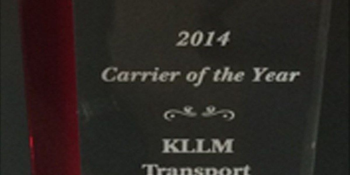 Transplace names KLLM Transport as truckload carrier of the year