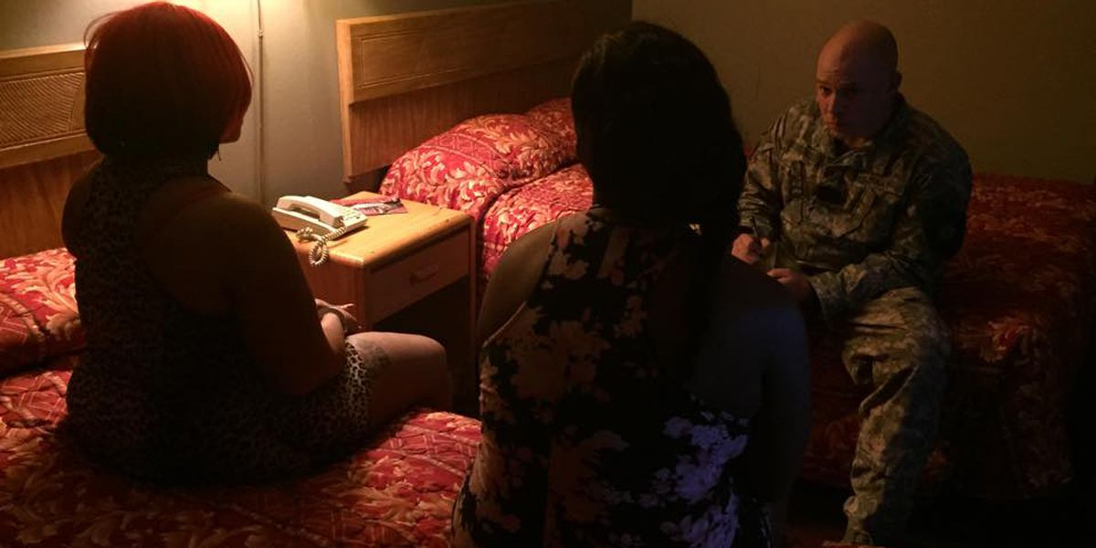 Prostitution sting leads to 3 arrests in Hub City