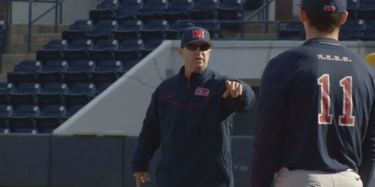 Ole Miss suspends baseball activities after positive COVID tests