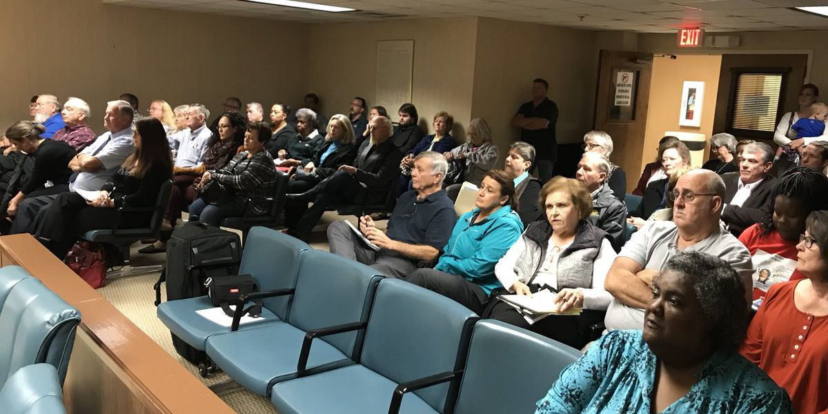 Public hearing held for Arnold Line Water complaints