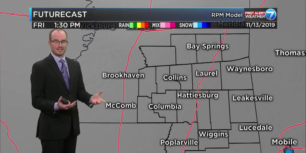 First Alert: Thursday morning forecast