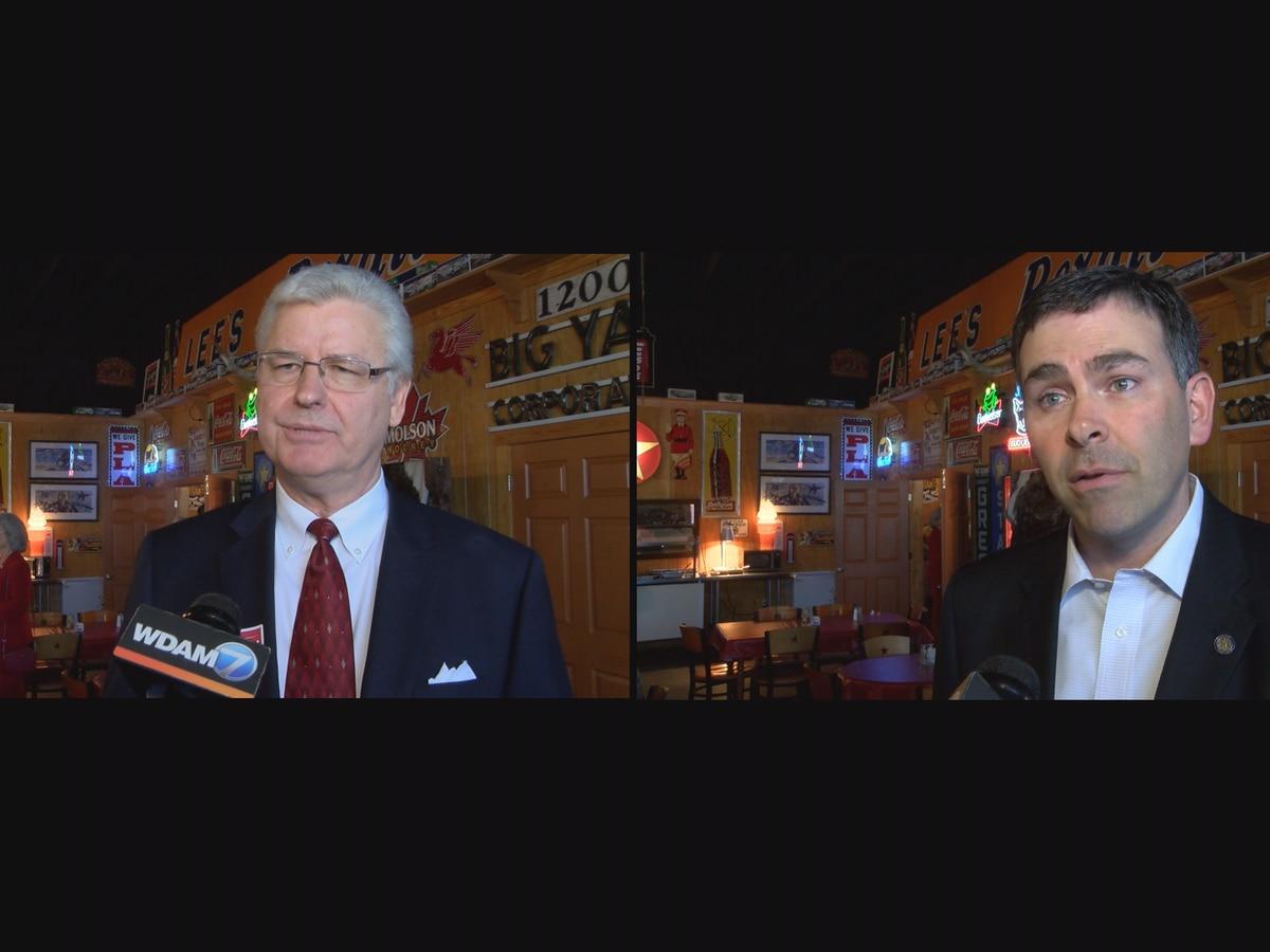 Sec. of State candidates Britton, Watson speak to Forrest-Lamar GOP Women