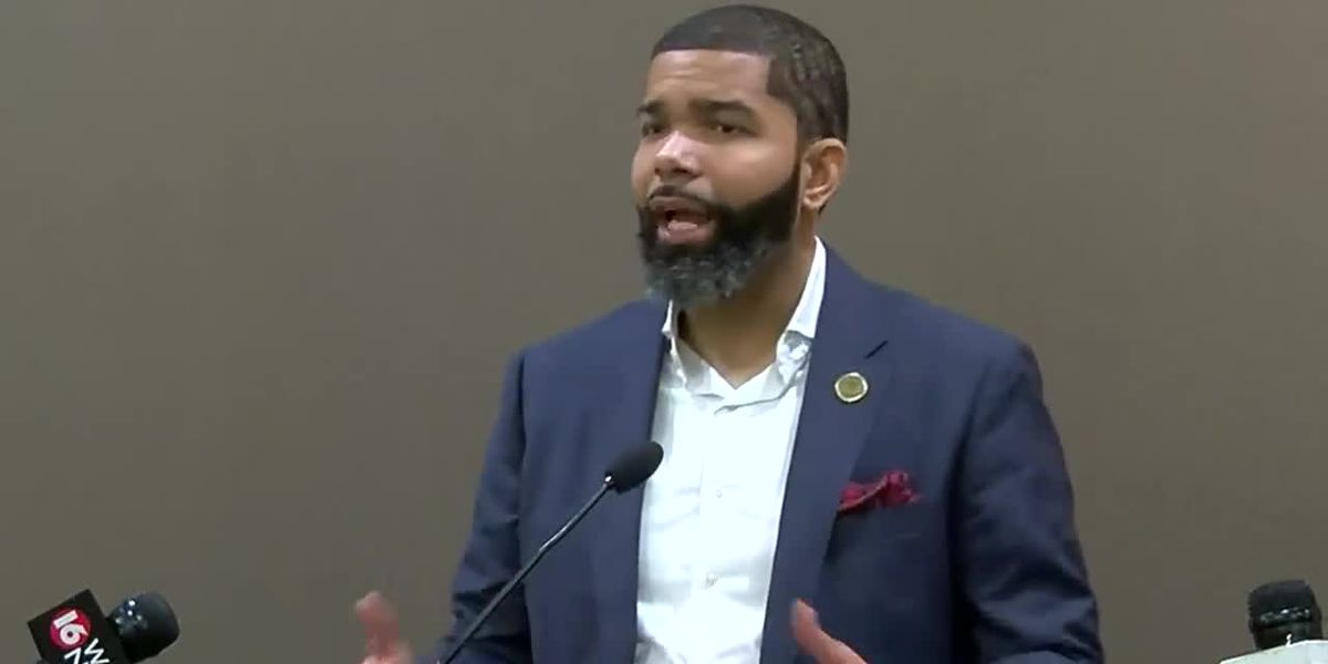Lumumba announces closures, JTRAN suspends services, city urges residents to stay home Mon.