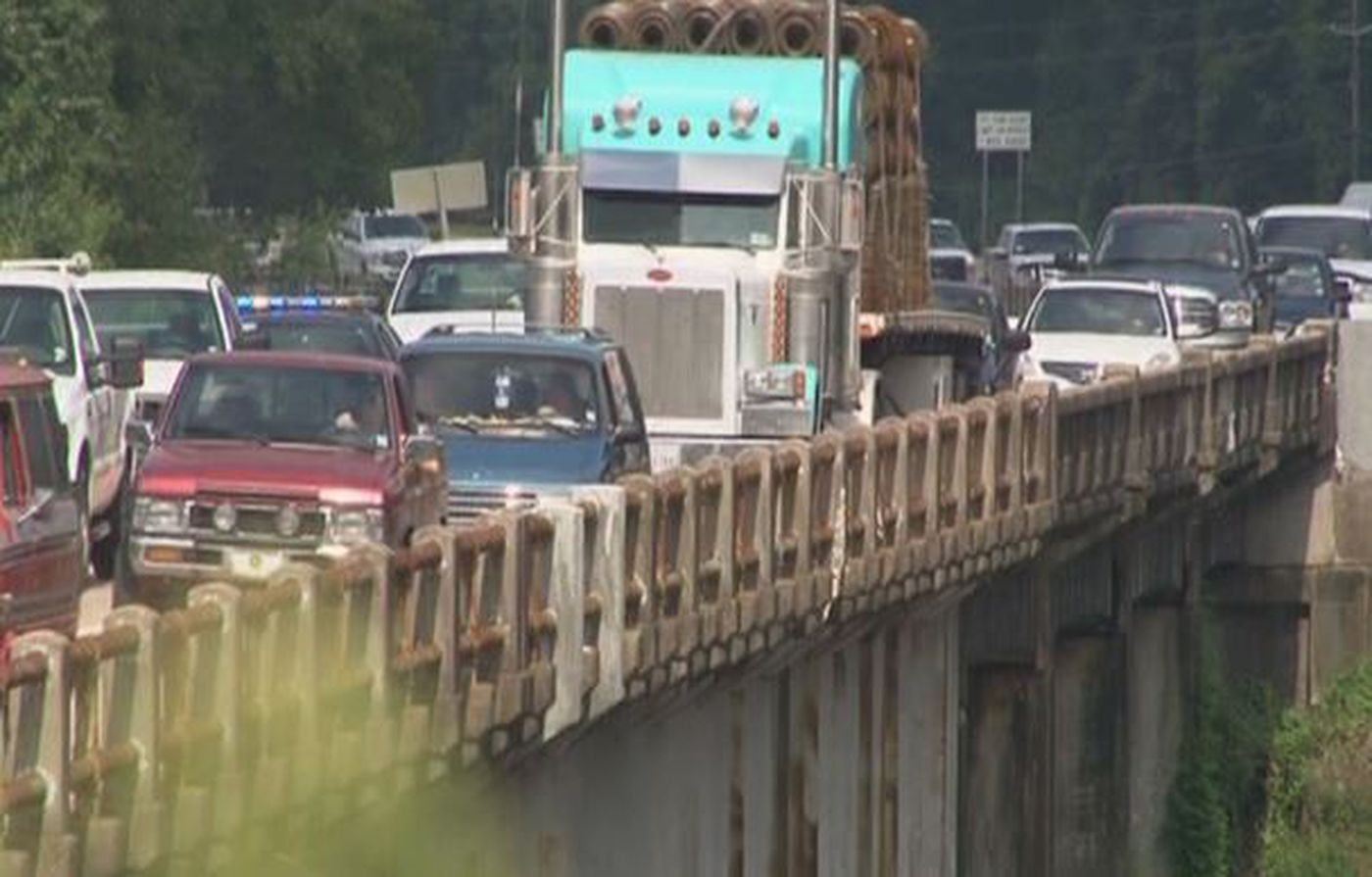 Pearl River Bridge closed for nearly six months after accident