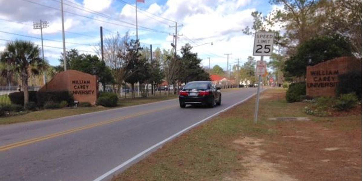 Road name to change for William Carey University