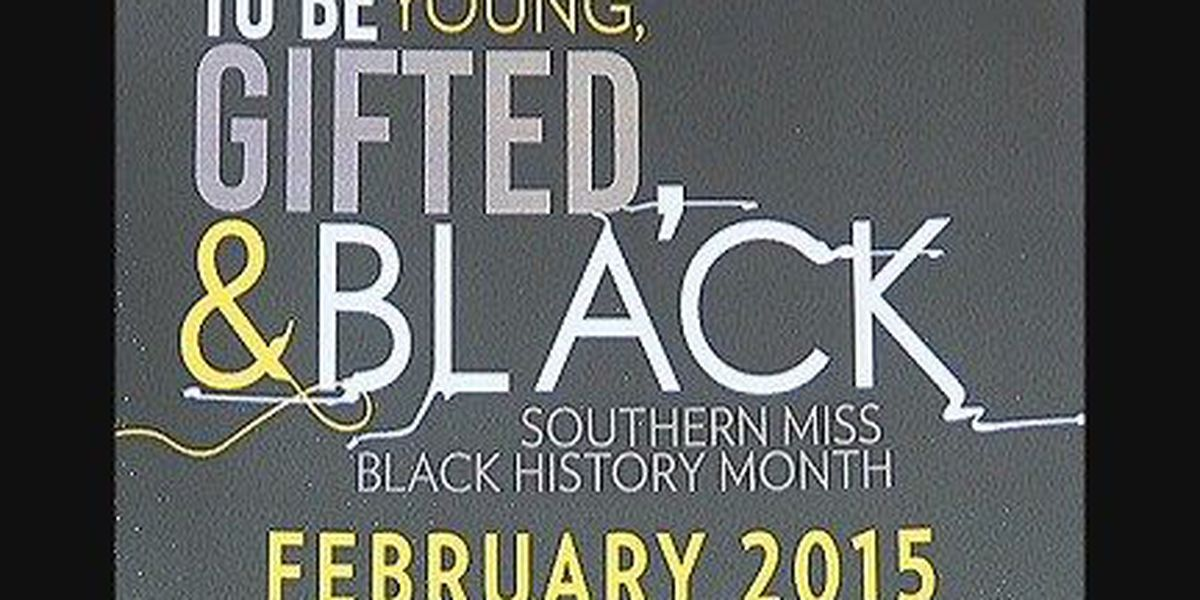 USM Black History Month activities begin Monday